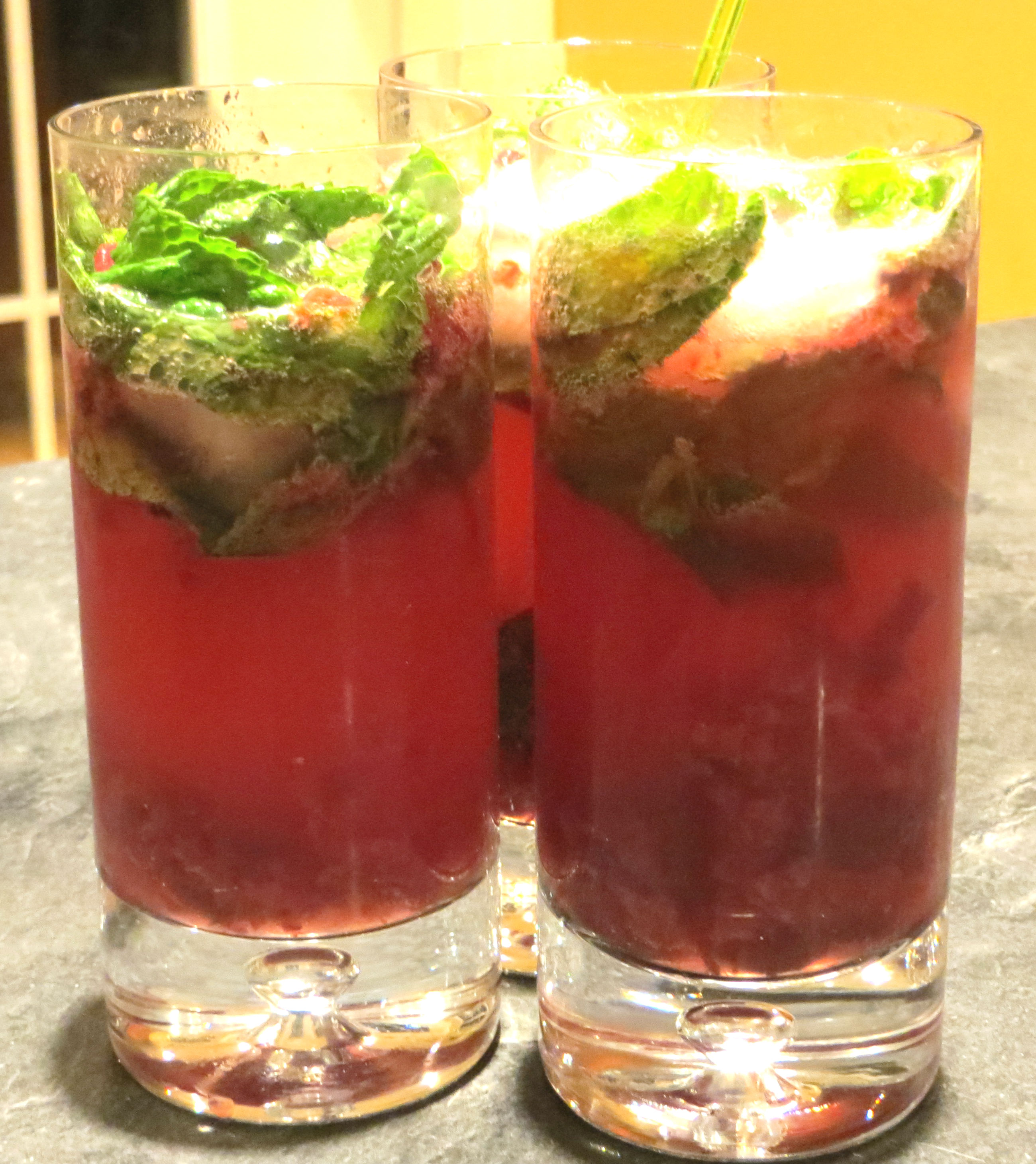 cherry mojito frozen cherry mojitos 1 lb frozen cherry mojitos my make ...