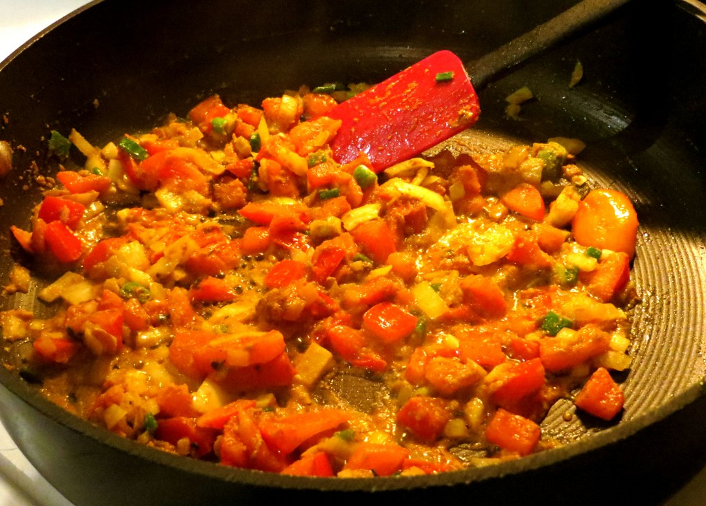 Trinidadian Curry Chicken