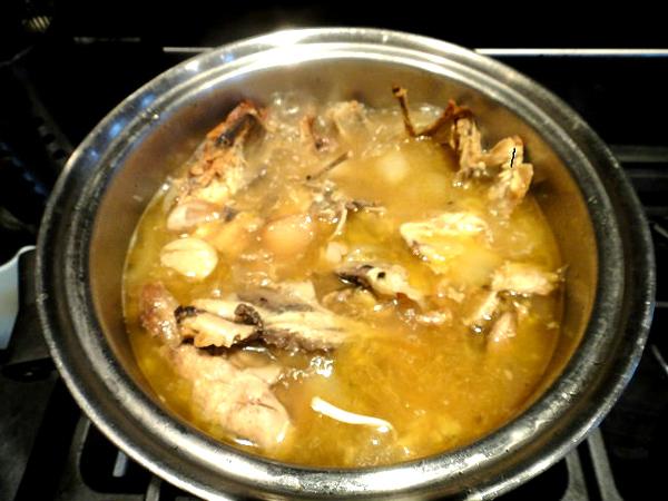 Leftover Chicken and Tomato Pasta 3