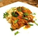 Trinidadian Curry Chicken