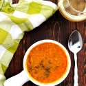 Indian Daal with Vegetables
