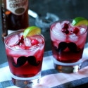 Movember Fuzz – A Manly Cocktail