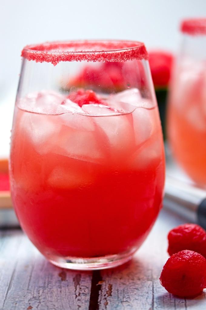 Hard Watermelon Hippie Juice