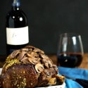 The Holiday Flavors of Rioja: Rosemary & Garlic Crusted Beef