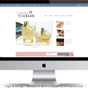 A New Site for Cooks with Cocktails