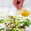 Summer Salad with Champagne Vinaigrette