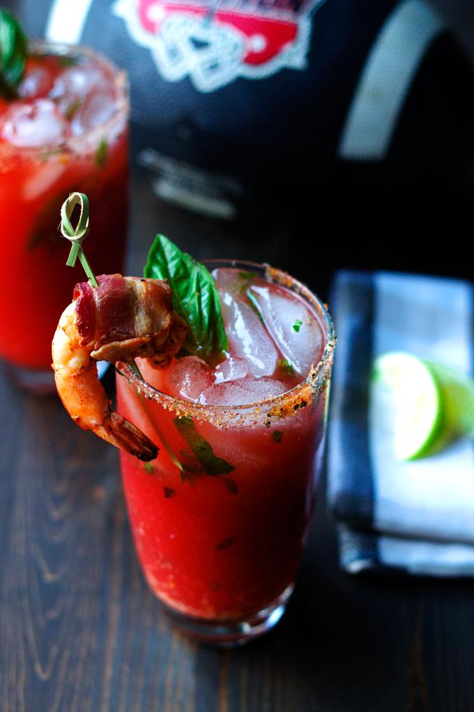 Rum Caesar