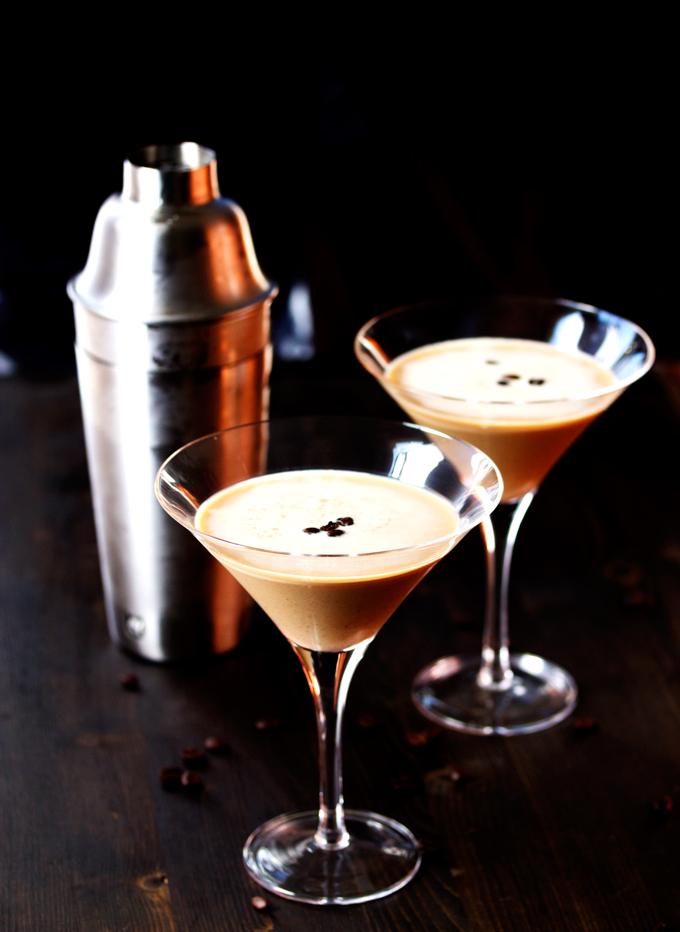 Esspresso Vodka Martini