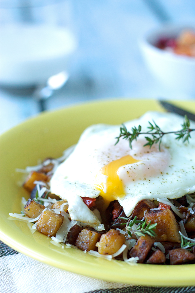 Basic Breakfast Potatoes Recipe — Dishmaps