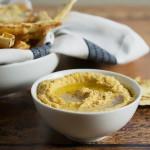 Truffled Hummus