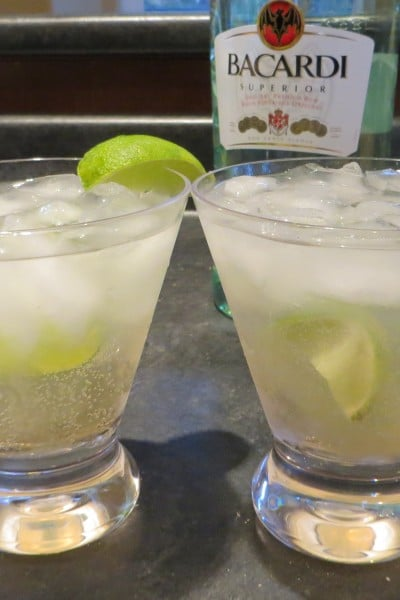 Rum and Ginger with a Twist
