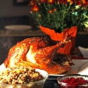 How to make a Juicy Brined and Roasted Turkey Stuffed with Amazing Sausage Dressing