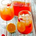 Hard Lemon & Raspberry Iced Tea