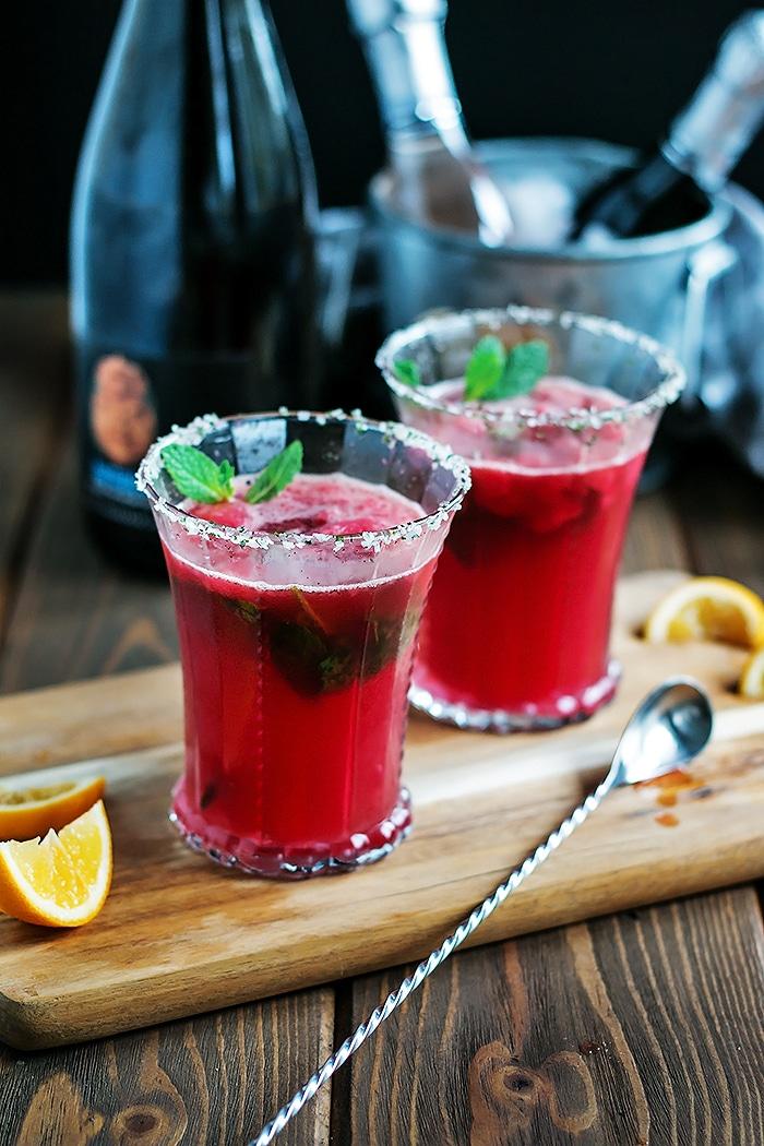 Blood Orange Cocktail (1)