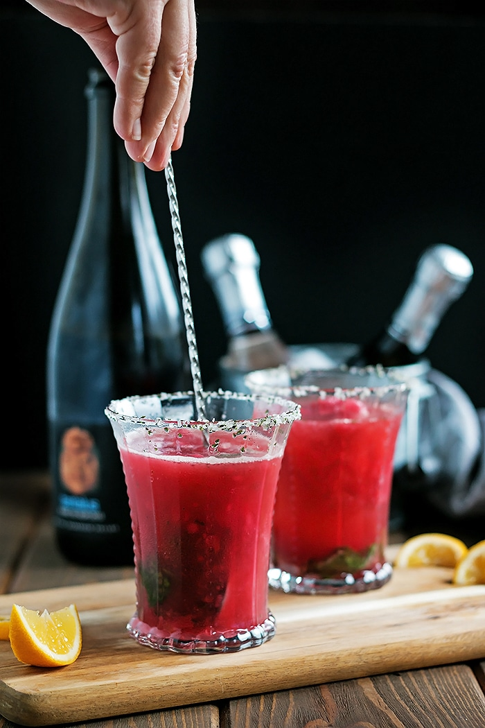 Tools to Make this Blood Orange Cocktail Even Easier for You