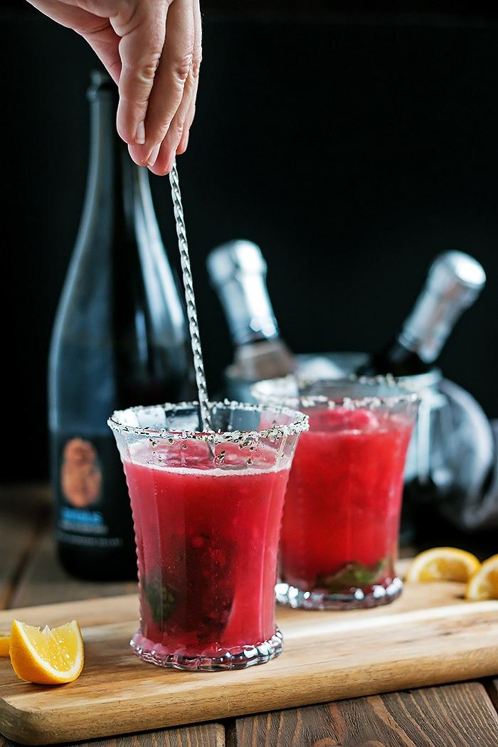 Blood Orange Cocktail (4)