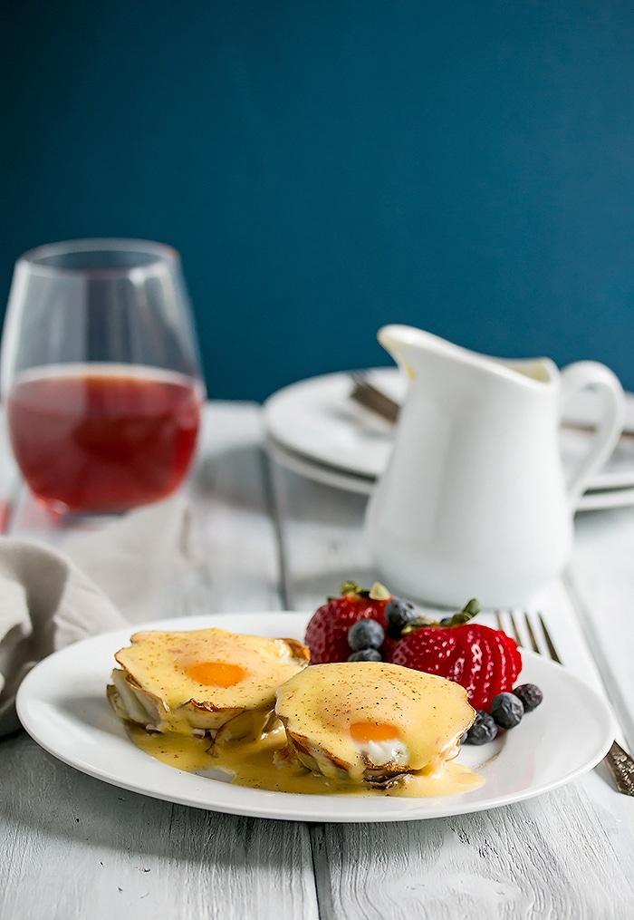 Eggs Benedict Recipe (2)