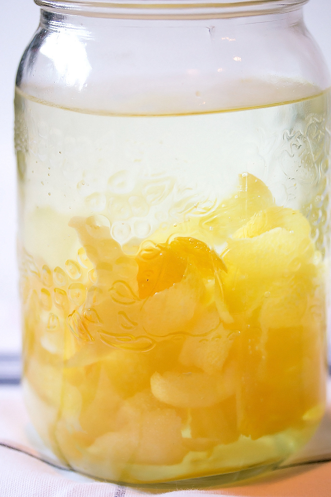 Homemade Limoncello (3)