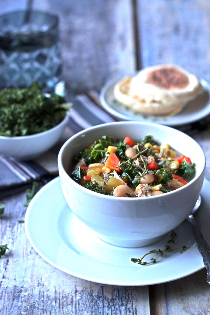 Turkey Soup